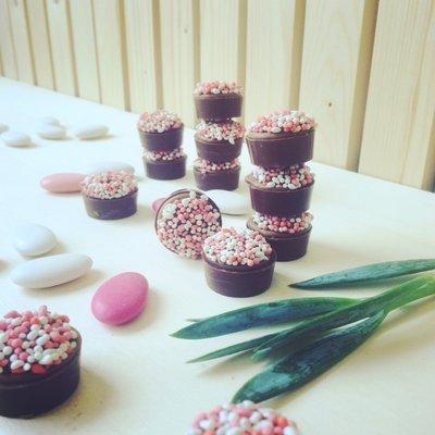 Baby bonbons roze 500 gram