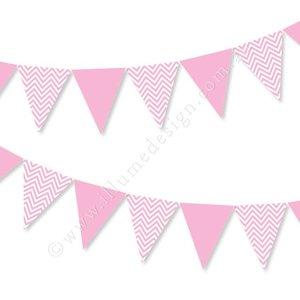 Illume licht roze slinger