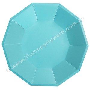 Illume onderbordje blue 10 stuks