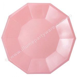 Illume onderbordje pink & peach 10 stuks