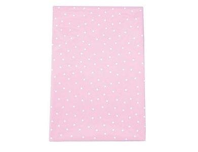 Jabadabado tafelkleed roze