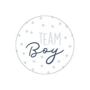 stickers team boy wit