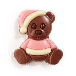 chocolade beertje roze