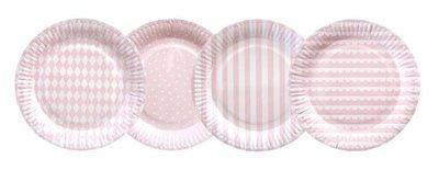 bordjes meisje roze