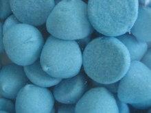 Spekbollen spekballen blauw